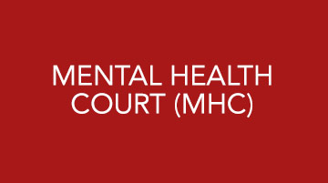 Mental Health Services mental health court (MHC)