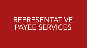 Mental Health Services representative payee services